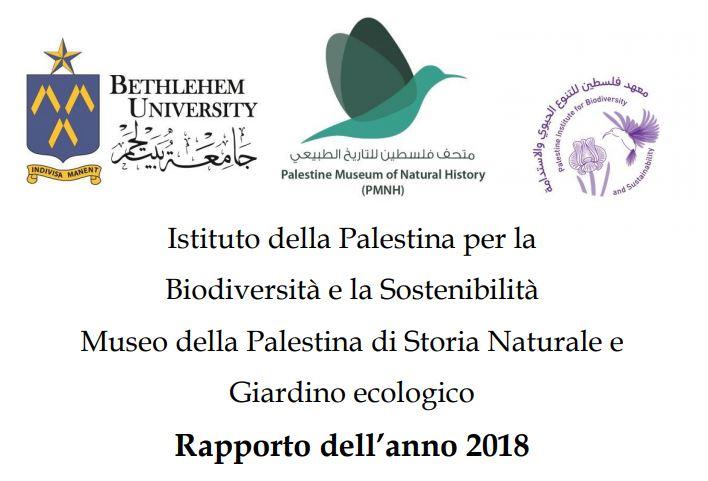 Biodiversità in Palestina