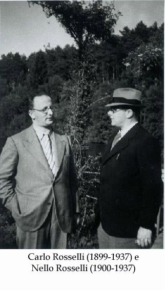 Αποτέλεσμα εικόνας για Rosselli, Carlo, 1899-1937